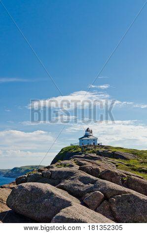 Cape Spear. Newfoundland