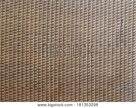 Texture of a wooden trellis with relief