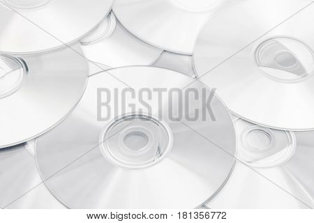 Abstract Compact Disc Background