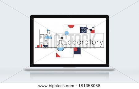 Laboratory Research Scientific Technician Experiment