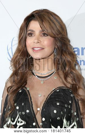 LOS ANGELES - APR 7:  Paula Abdul at the 4th Annual unite4:humanity Gala at the Beverly Wilshire Hotel on April 7, 2017 in Beverly Hills, CA