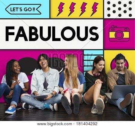 Fabulous Satisfaction Inspired Creative Positive