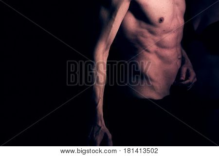 Sexy Male Nude Man