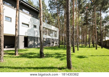 Modern Minimalist House Exterior