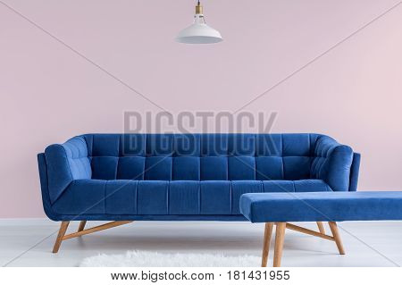 Blue And Pink Apartment