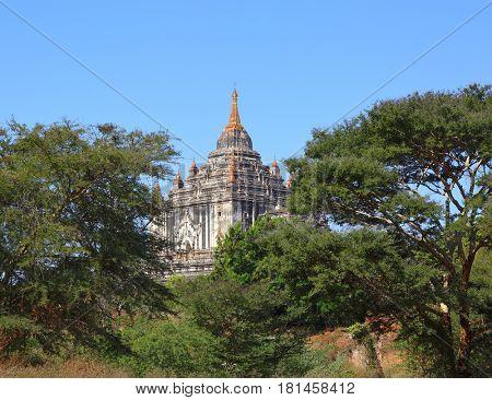 That Byin Nyu Temple in Bagan, Myanmar (Burma)