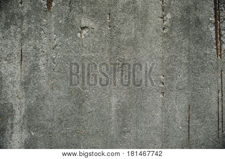 Background Oncrete Of Grey Vague Wall.