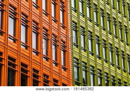 Colours Of Central St Giles