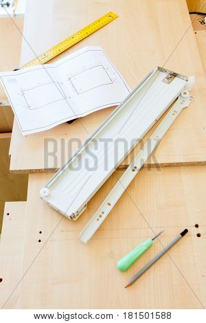 Furniture Fittings And Drawings
