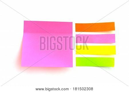 Colorful Sheets For Writing Different Shapes