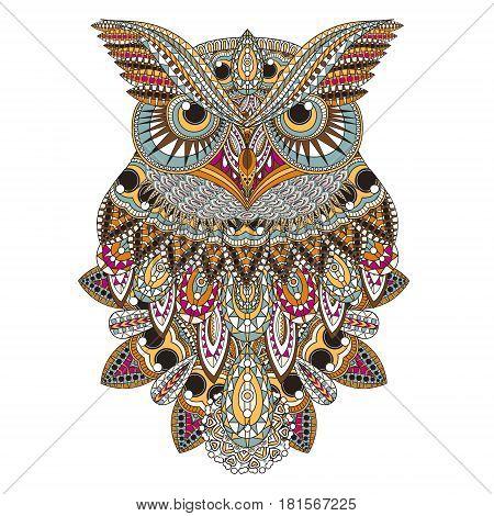 Sumptuous Owl