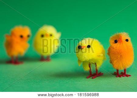 Miniature Easter Chicks