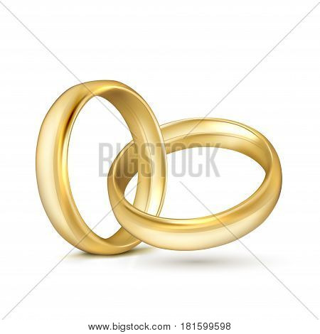 vector ring  isolated on white background.  vector illustration