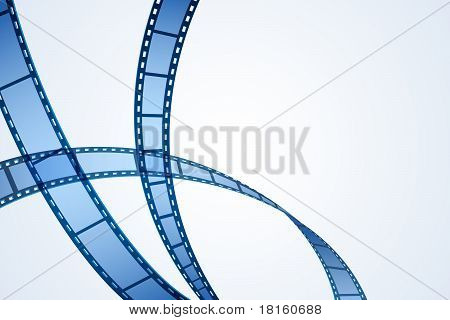 Film Reel Stripe