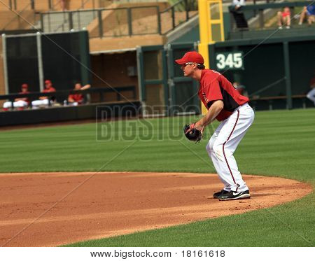 Arizona Diamondbacks Second Baseman Kelly Johnson