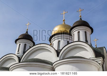 Our Lady Of Kazan Orthodox Cathedral