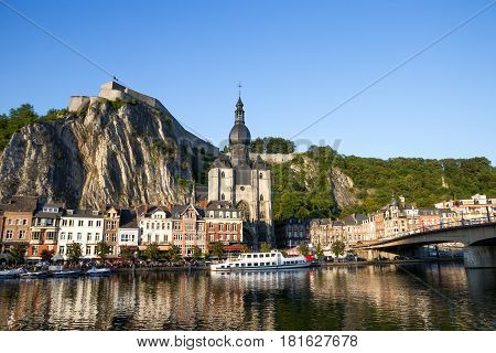 Dinant Ardennes Belgium