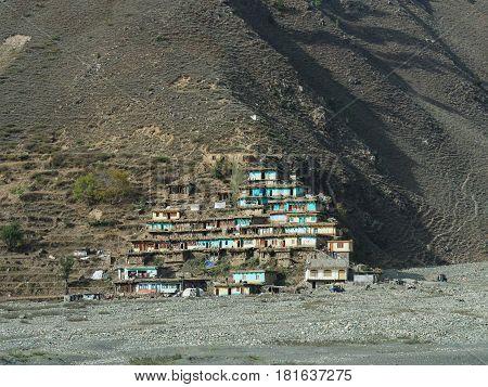 Damdama Village, Kaghan Valley, Naran, Northern Pakistan