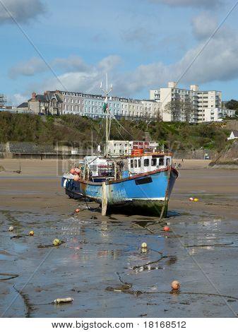 Tenby Dockyard Boats