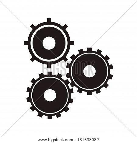 gear cog teamwork collaboration concept vector illustration eps 10