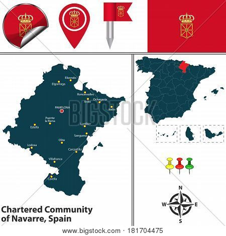 Chartered Community Of Navarre, Spain