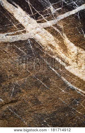 abstract sandstone texture with pattern with quartz