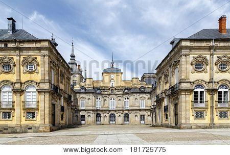 Royal Palace La granja de san ildefonso Segovia Spain
