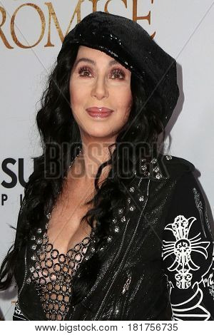 LOS ANGELES - APR 12:  Cher at the