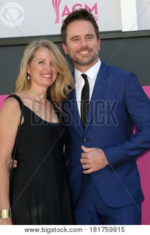LAS VEGAS - APR 2:  Charles Easton at the Academy of Country Music Awards 2017 at T-Mobile Arena on April 2, 2017 in Las Vegas, NV