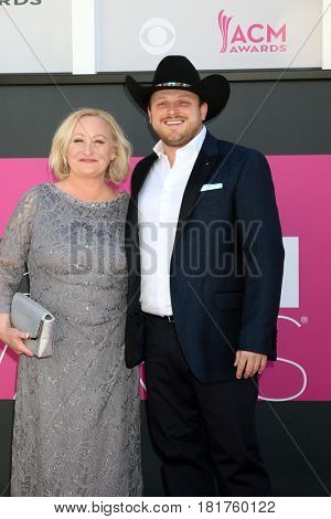 LAS VEGAS - APR 2:  Lynette Abbott, Josh Abbott at the Academy of Country Music Awards 2017 at T-Mobile Arena on April 2, 2017 in Las Vegas, NV