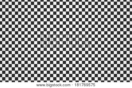 Simple Chessboard texture background and black or white texture