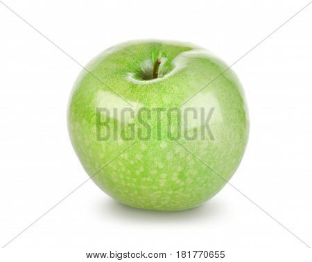 Fresh apple isolated on a white background
