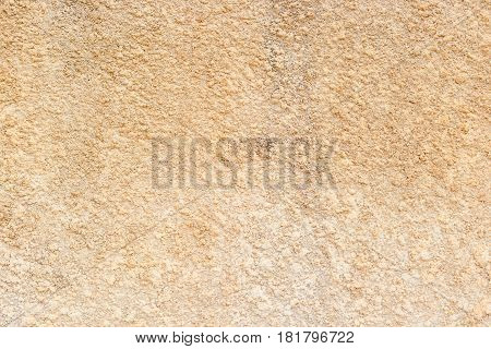 Old yellow rough cement texture. cement background