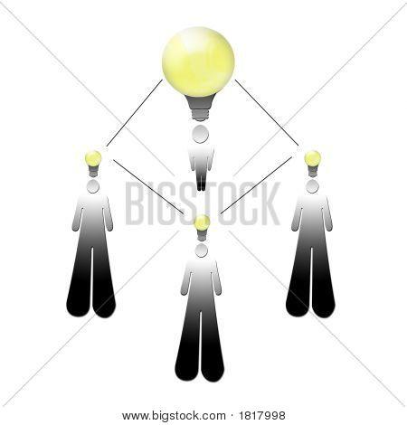 Team Effort ~ Turning Little Ideas Into Big Ones