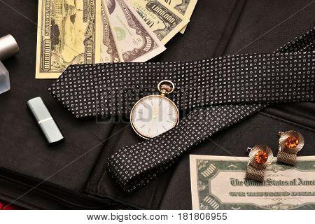 Accessories Business Men