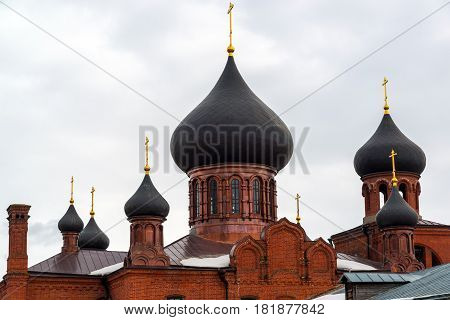 Kazan, Russia . The Old Believer Church of the Intercession of the Blessed Virgin Mary