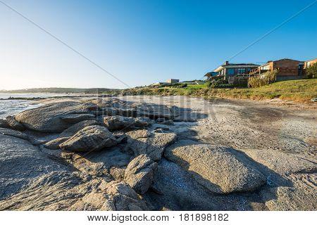 Jose Ignacio Beaches, East Of Punta Del Este, Uruguay