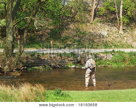 Fly Fishing, River Dove