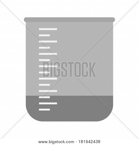 Beaker, laboratory, glass icon vector image. Can also be used for chemistry. Suitable for mobile apps, web apps and print media.