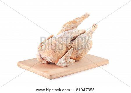 Frozen Chicken Carcass