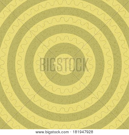 Abstract background with gears, cogs. Textured pattern in pastel colors. Vector illustration.