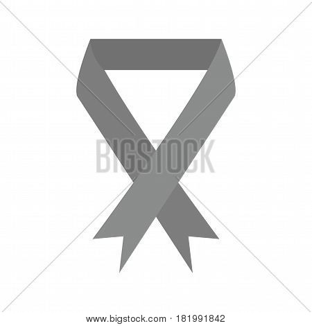 Ribbon, cancer, community icon vector image. Can also be used for community. Suitable for mobile apps, web apps and print media.