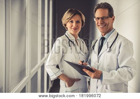 Beautiful Mature Doctors