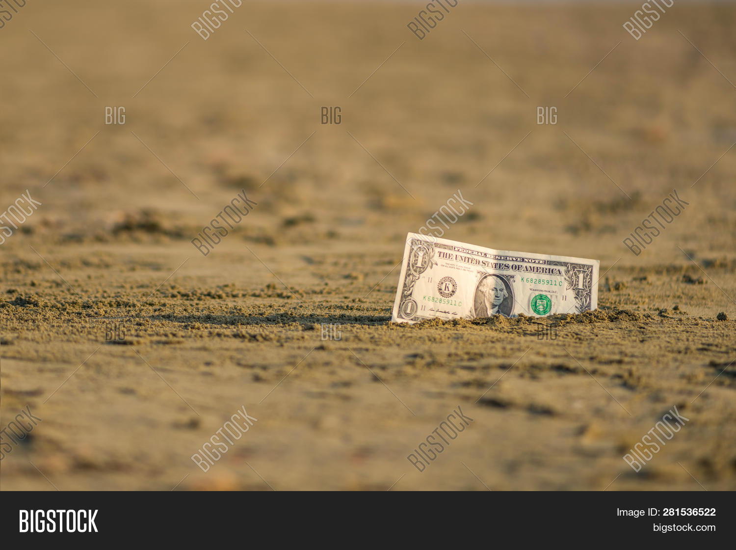 Banknote Value One Image & Photo (Free Trial) | Bigstock