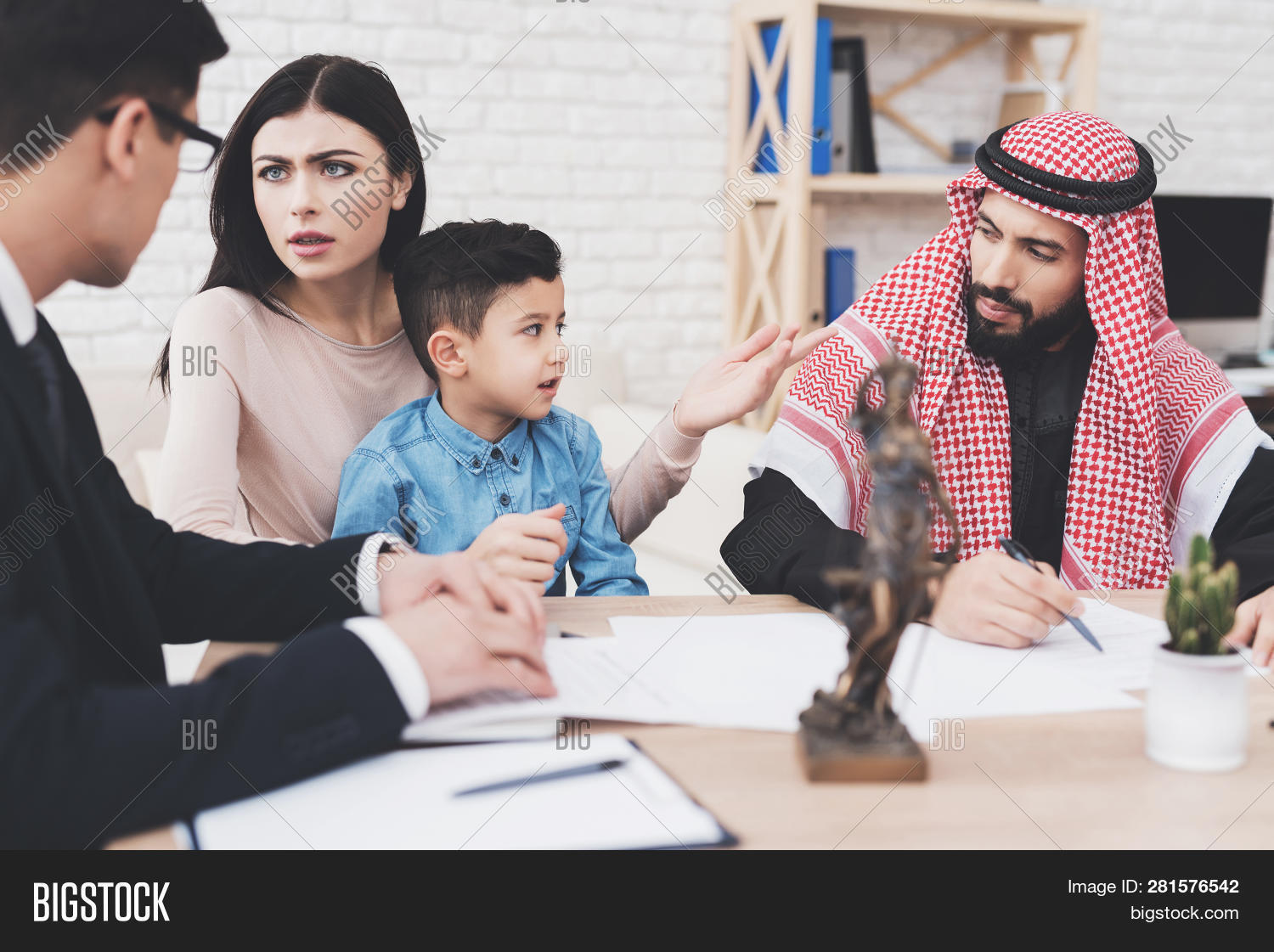 Family Lawyer Office  Image & Photo (Free Trial) | Bigstock