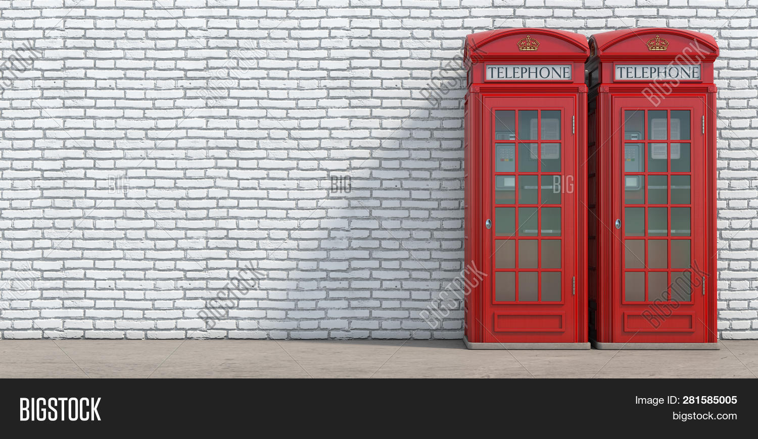 Background photo booth 3d