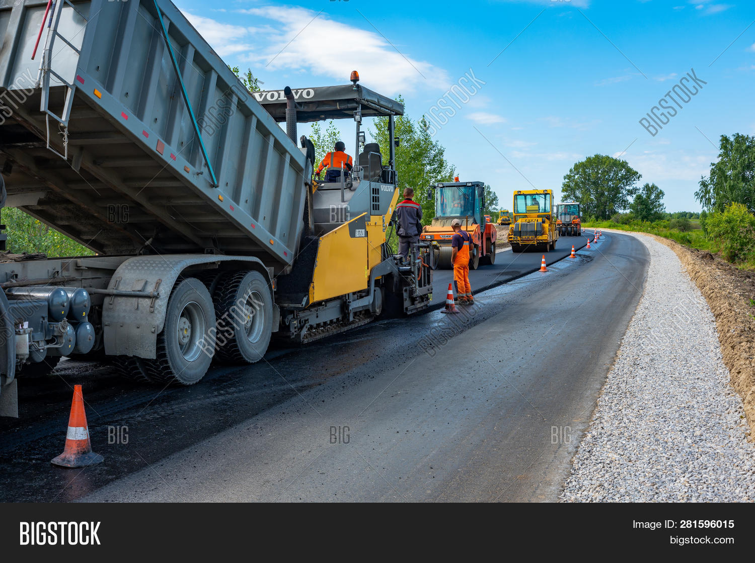 Reconstruction Road, Image & Photo (Free Trial) | Bigstock