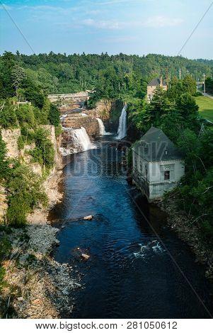Ausable Chasm New York Adirondacks Tourist Attraction