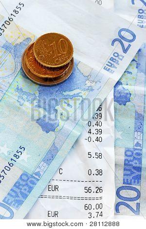 Bills And Money