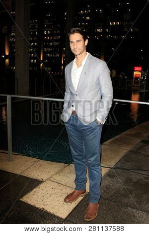 LOS ANGELES - JAN 16:  Ty Mayberry at the Opening Night Performance Of
